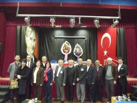 CHP Sapanca İlçe Başkanı Selim Topçu oldu