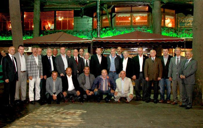Toçoğlu İl Genel Meclisi ile buluştu