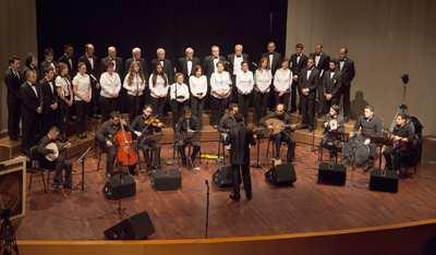 SATSO Korosu'ndan muhteşem konser