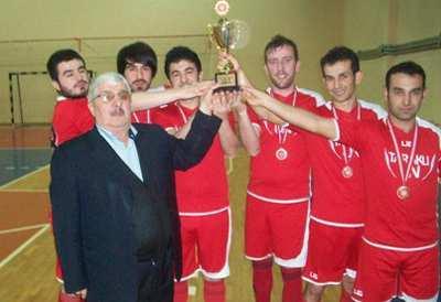 Taraklıspor Sakarya Futsal Ligi Şampiyonu