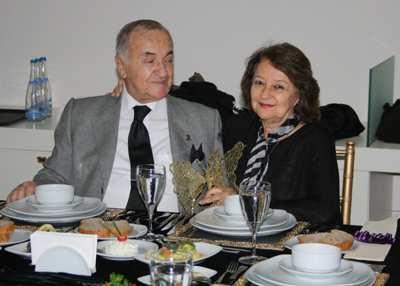 Elmas Sakallıoğlu'na özel doğum günü