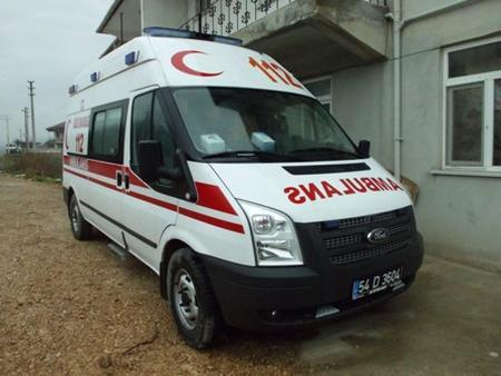 Taraklı'ya ambulans takviyesi