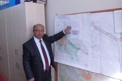 Taraklı'da TOKİ çalışmaları devam ediyor
