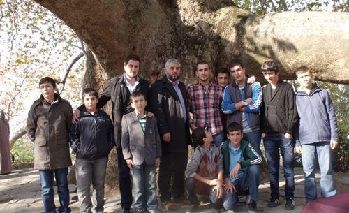 AGD'li gençler Bursa'yı gezdi