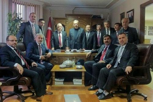 Diyanet-Sen Ankara'da
