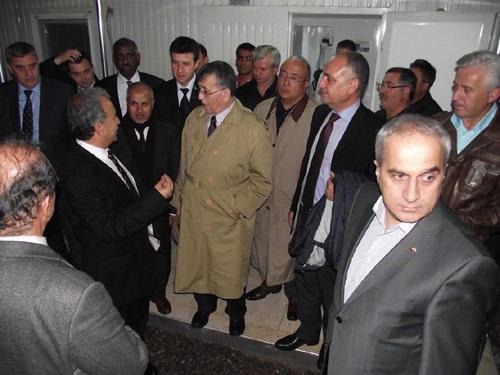 Körfez ülkelerinin Büyükelçileri Karasu'da