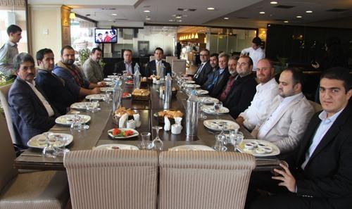 İnternet sitesi yöneticileri toplandı