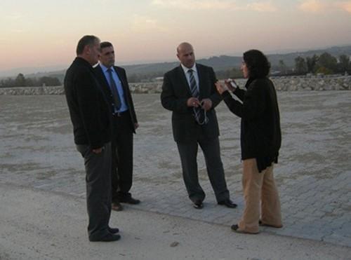 Türkyılmaz inşaat denetledi