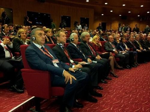 Başkan Toçoğlu, Gaziantep'te