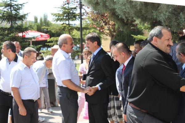 SERDİVAN'DA BAYRAMLAŞMA 2'NCİ GÜN