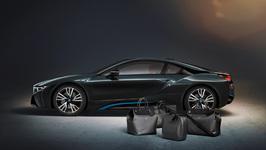 BMW'DEN İ8 İÇİN ÖZEL BAVUL