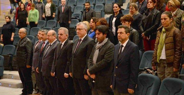 Atatürk vefatının 77'nci yılında törenlerle anıldı