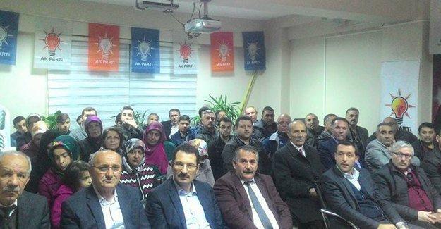 AK Parti Arifiye İlçe Danışma toplantısı yapıldı