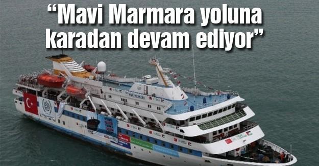 Mavi Marmara saldırısının yıl dönümü