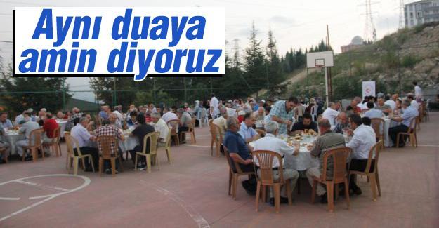 İYC'den geleneksel iftar