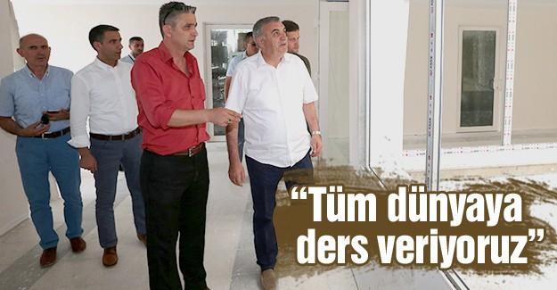 Türkiye'de örnek proje