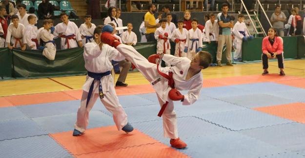 15 Temmuz Şehitler ve Gazileri Anma İl Karate Şampiyonası