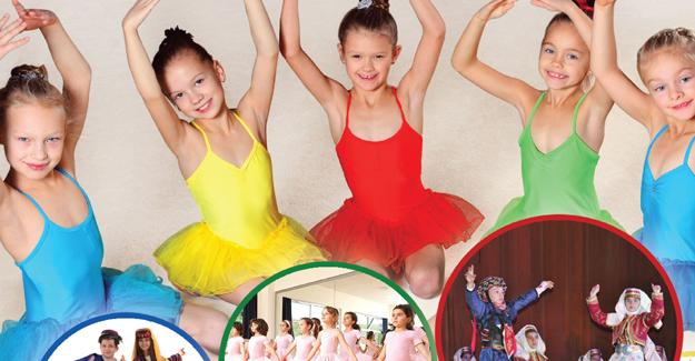 Ada Dans Gençlik'ten yeni sezona merhaba