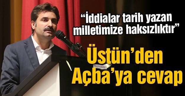 AK Parti Seridvan İlçe Danışma Meclisi yapıldı