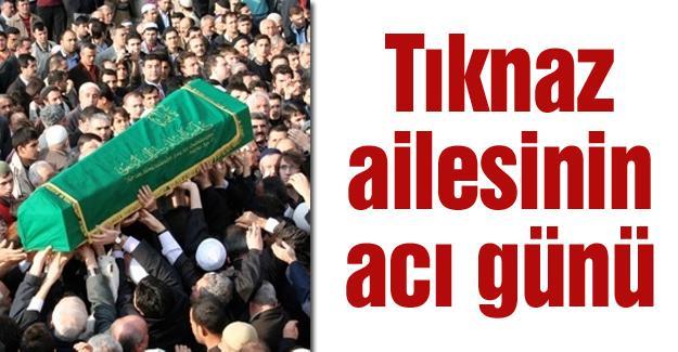 Bahattin Tıknaz'ın babası hayatını kaybetti