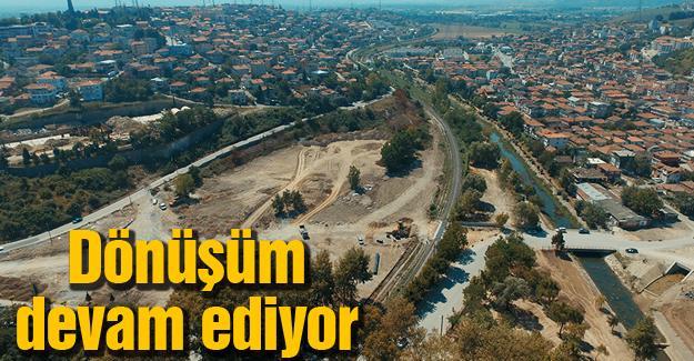 Büyükşehir'den Mithatpaşa'ya büyük proje