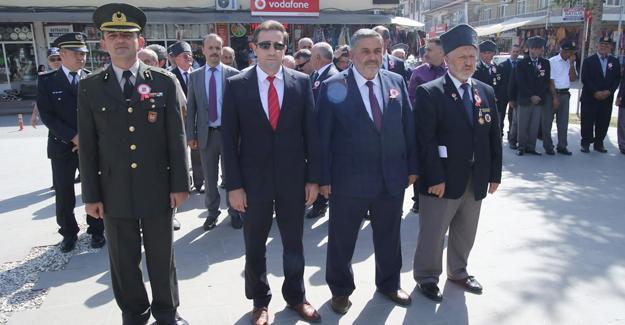 Gaziler Haftası Akyazı'da törenle kutlandı