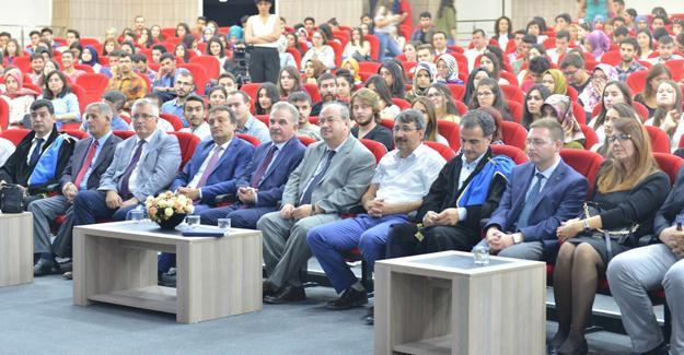 Hukuk Fakültesi yeni öğrencilerine ilk ders Başsavcı'dan