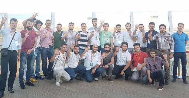 Sakaryalı AK Gençler EXPO 2016 Antalya'da