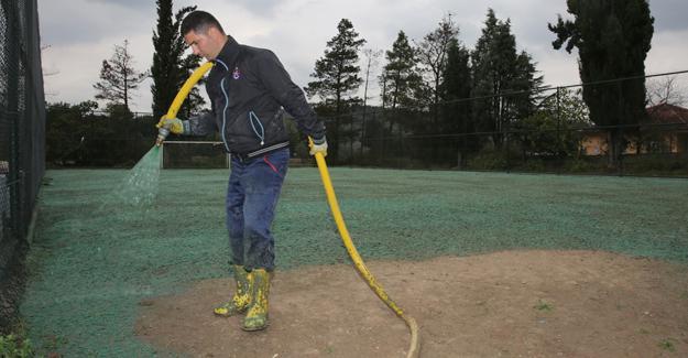 Adapazarı'nda toprak dostu çimlendirme