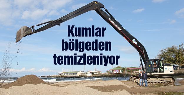 Büyükşehir'den Karadeniz'e müdahale