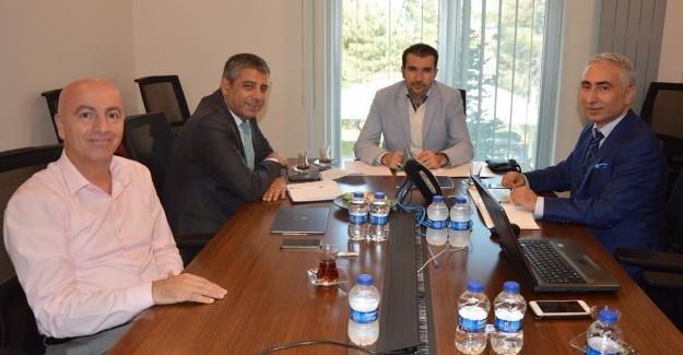 EPDK Basın ve Halkla İlişkiler Müşaviri'nden SEDAŞ'a ziyaret