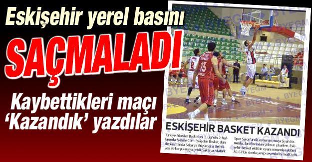 Eskişehir gazetesinden skandal haber!