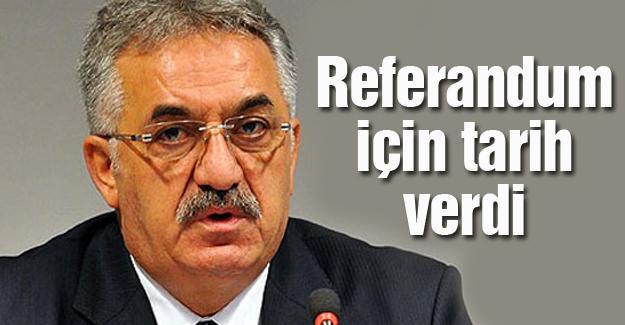 Genel Başkan Yardımcısı Yazıcı açıkladı