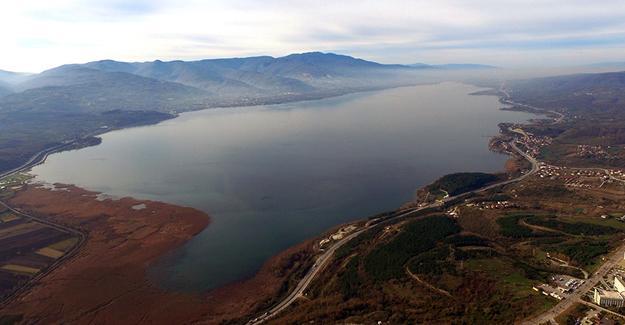 Gölü korumak için 100 milyonluk yatırım