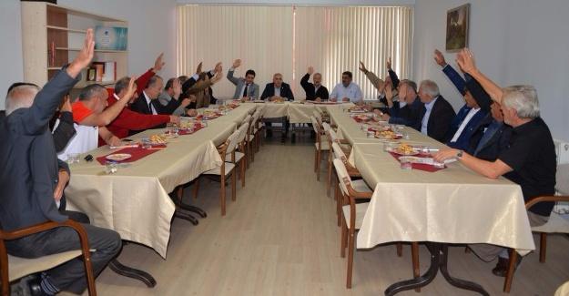 Hendek'te kent konseyi toplandı