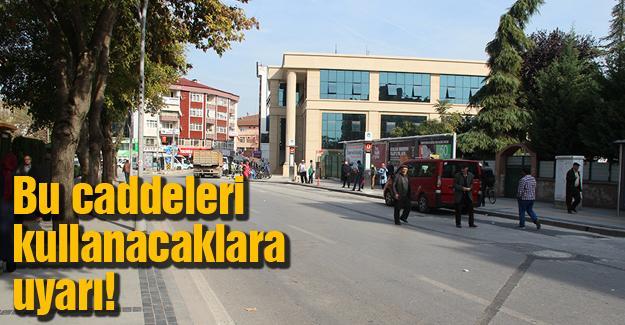 Kavaklar, Soğanpazarı ve Ankara Caddesi…