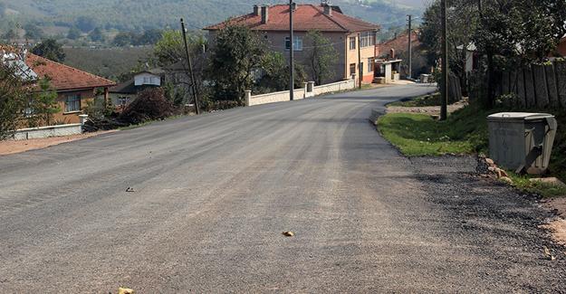 Kaynarca'da 9 mahalleye sıcak asfalt