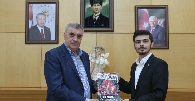 MTTB'den Başkan Toçoğlu'na ziyaret