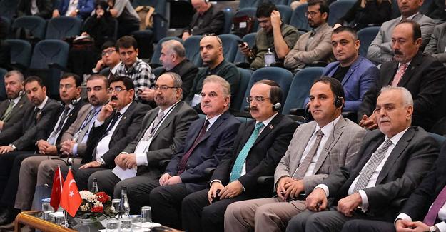 SAÜ'de III. Ortadoğu'da Siyaset ve Toplum Kongresi