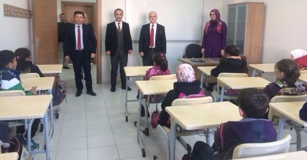 285 Suriyeli çocuk eğitim görüyor