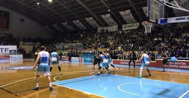 Büyükşehir Basket Afyon'u devirdi