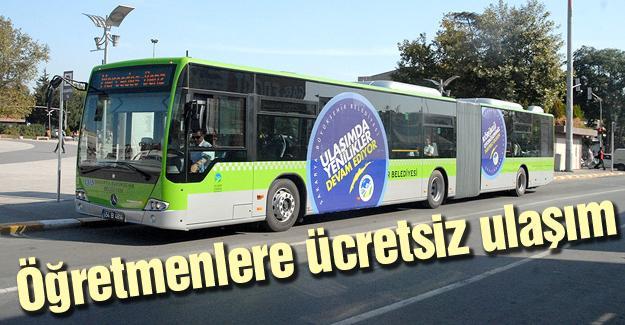 Büyükşehir'den 24 Kasım jesti