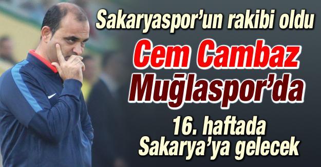 Cem Cambaz Sakaryaspor'a rakip oldu