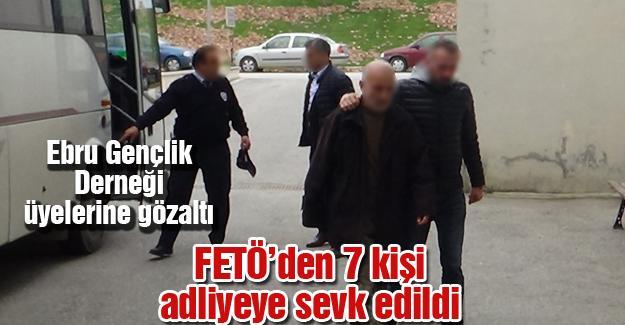 Ebru Gençlik Derneği üyelerine gözaltı