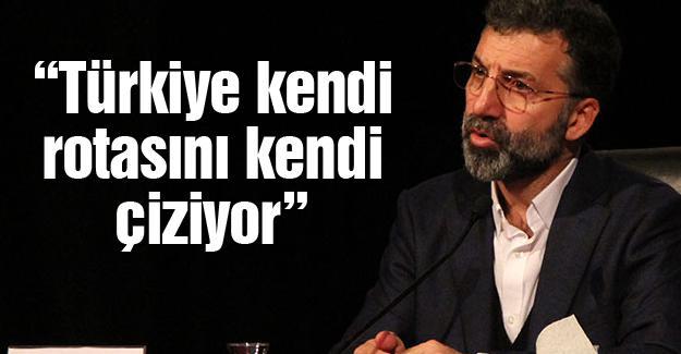 Gazeteci Yazar Kenan Alpay'dan konferans