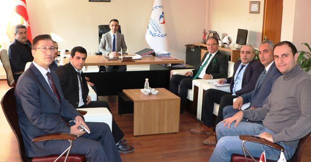 İl Antrenör Koordinasyon ve Değerlendirme Kurulu toplandı