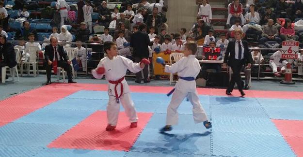 Karatede 2. Etap müsabakalar tamamlandı