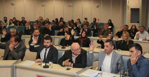 Kasım ayı Meclisi toplandı