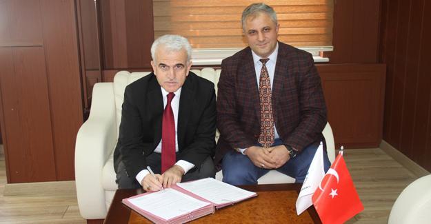 MEM-SAKEV arasında işbirliği protokolü imzalandı