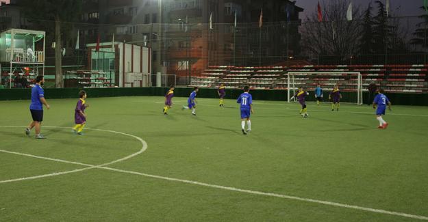 Minikler Futbol Turnuvası start aldı